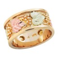 Men's BH Gold Motif Ring - G4LC248