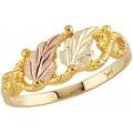 Women's Black Hills Gold Ring G1291
