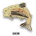Trout Tie Tack G638