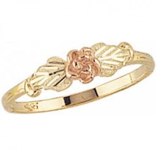 Black Hills Gold Jewelry G70 Women S Gold Ring With